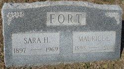 Sara <i>Haines</i> Fort
