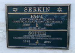 Sophie Serkin