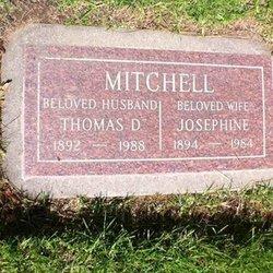 Josephine <i>Williams</i> Mitchell
