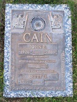 John E. Cain