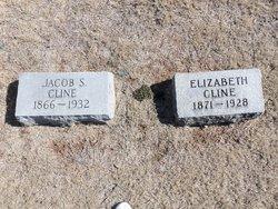 Elizabeth Jane <i>Duffield</i> Cline