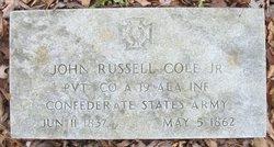 John Russell Cole, Jr