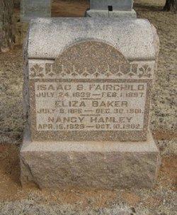 Eliza Baker