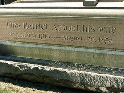 Eliza Harriet <i>Arnold</i> Allen