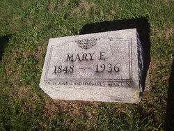 Mary E. <i>Martin</i> Hammitt