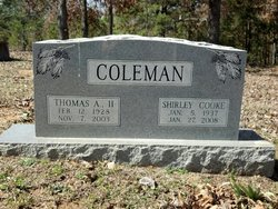 Shirley <i>Cooke</i> Coleman