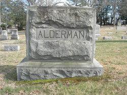 Sara <i>Alexander</i> Alderman