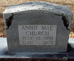 Annie Mae Church