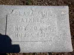 Clara Jane Atkins