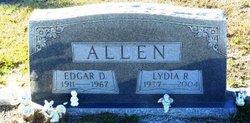 Lydia Jane <i>Rowland</i> Allen