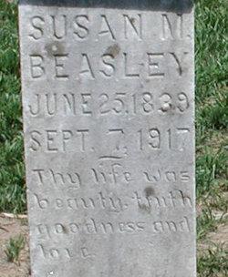 Susan M <i>Day</i> Beasley