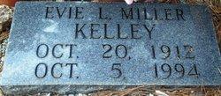 Evie L <i>Miller</i> Kelley