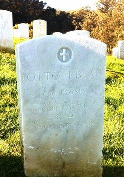 Corp Otto H Blau