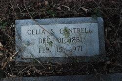 Celia Louise <i>Snelson</i> Cantrell
