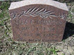 Lela A. <i>Eckhart</i> Brandes
