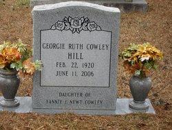 Georgia Ruth <i>Cowley</i> Hill