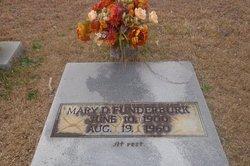 Mary Lucretia <i>Davidson</i> Funderburk