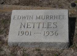 Edwin Murrhee Nettles