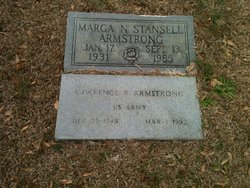 Marga <i>Stansell</i> Armstrong