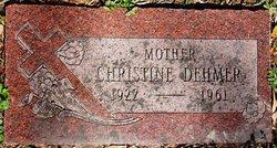 Merle Christine <i>Hearn</i> Dehmer