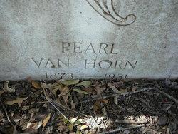 Pearl <i>Van Horn</i> Stuart