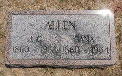 Nancy Urbana Bana <i>Applegate</i> Allen