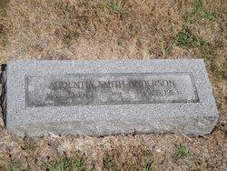Mary Audentia <i>Smith</i> Anderson