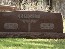 John Harvey Bright