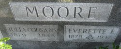 Everette Edward Moore