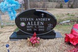 Steven Andrew Allen