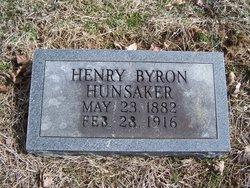 Henry Byron Hunsaker