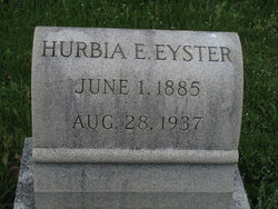 Hurbia Elias Eyster
