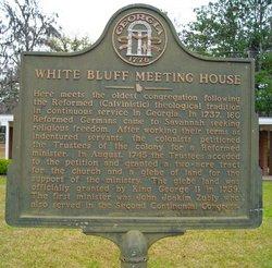 White Bluff Presbyterian Church Cemetery