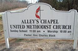 Alleys Chapel Cemetery