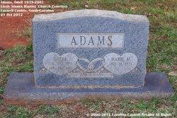 Herman Odell Adams