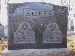 Rebecca <i>Finkelstein</i> Koffs