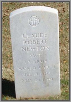Claude Robert Newton