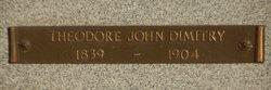 Theodore John Dimitry
