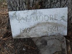 R L Moore