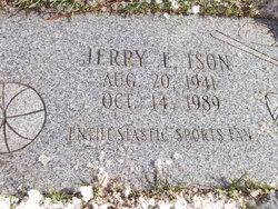 Jerry Earl Ison