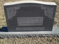 Edward Vance Eddie Adams