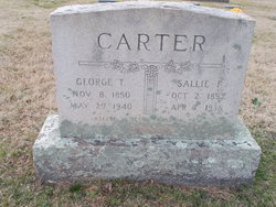 George T Carter