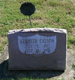 Sgt Kenneth Casson