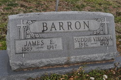Sudie Virginia <i>Lightfoot</i> Barron