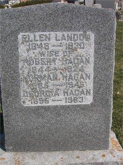 Ellen <i>Landon</i> Hagan
