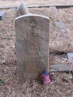 Corp Luigi Alfano