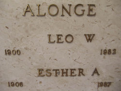 Esther Agnes <i>Kaminski</i> Alonge