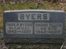 Thos. P Byers
