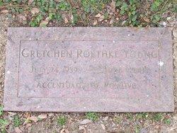 Gretchen <i>Roethke</i> Young