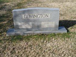 Edward L Covington